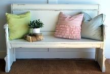 Furniture Re-Do's / by Julia Davis