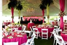 Green and Pink / by Courtney Price I Glamour Avenue Parties