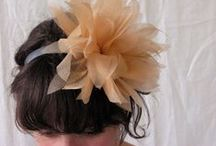 Hair Accessories  / by Courtney Price I Glamour Avenue Parties