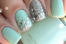Nails to try / by Alyssa Bellows