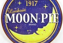 "MoonPie's Page / ""My MeeMaw calls me MoonPie because I'm so Nummy she could Eat Me Up!""   Sheldon Cooper says it.  I can't wait to say it to my little MoonPie when she arrives! / by Monica Fisher"