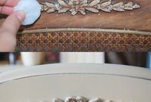 DIY - How To Restore Old Furniture / by Lu Ann Wells