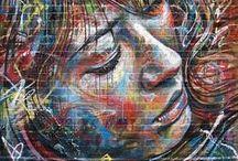 Graffiti  / by Christina Voilà