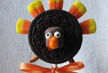 Gobble!  Gobble! / So much to be thankful for ....... including great and plentiful food! / by Monica Fisher