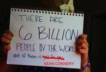 Sean Connery  / by Eileen Schmidt
