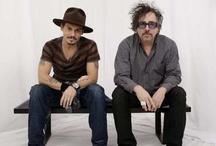 Johnny Depp - Tim Burton / by Eileen Schmidt