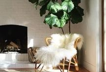 (i n s i  d e) / Home #decor; indoors; bedrooms; intimate spaces.