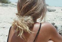 (l o c k d o w n) / hair and hairstyles