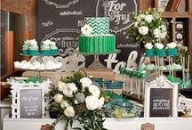 Dessert Tables / by Courtney Price I Glamour Avenue Parties