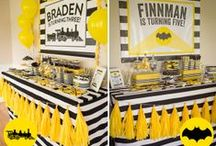 Kids Parties: Boy Party Themes / by Courtney Price I Glamour Avenue Parties