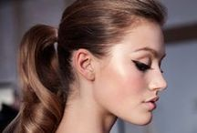 Hair, Make-Up & Style Files / by Courtney Price I Glamour Avenue Parties