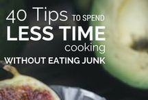 Healthy Eating/Cooking Tips