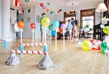 Candy Land / Candy, candy related items, candy decorations, candy party ideas / by Anna