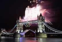 London Olympics / by Yaya Cooks