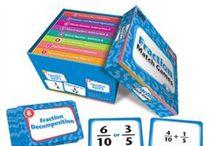 Fractions/ Decimals/ Percents / Teach Fractions, Decimals, Percents