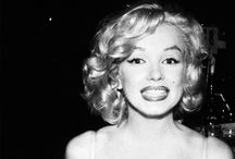 Marilyn Monroe  / by Peace, Love and Lots of Lipstick