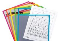 Dry-Erase/ Wipe-Off / Write on? Wipe-off! These activities and manipulatives are great to use over and over again!