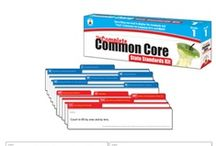 Common Core / What students are expected to learn, so parents and teachers know what they need to help them!