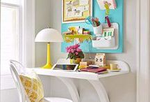 Office Home/Workspace Ideas / by Courtney Price I Glamour Avenue Parties
