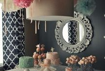 Girl Baby Shower Ideas / by Courtney Price I Glamour Avenue Parties
