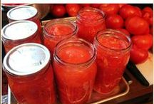 Preserving The Bounty / Extend your growing season with recipes, tips and ideas on food storage. Canning, dehydrating, freezing and other great ways to save money by stockpiling and storing food and other grocery items too! / by Hot Coupon World
