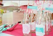 Teen Party Ideas / by Courtney Price I Glamour Avenue Parties