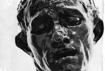 figurative sculpture / escultura figurativa / by Angeles Alvarez Colombo