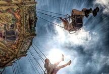 les carrousels / by Maité-Anne Baverey