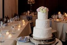 Wedding Cakes / A focal point in any reception, the wedding cake makes a delicious centerpiece.  / by The International