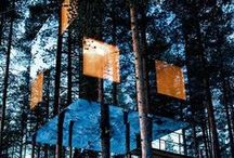 minimalist houses / containers / Prefab /   prefab / box living  / by Angeles Alvarez Colombo