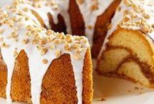 Bundt Cake Beauties / by Monica Fisher