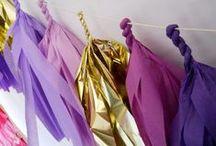Purple Ombre Party