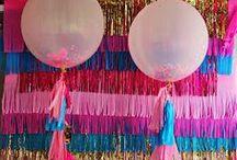 Unique Party Ideas