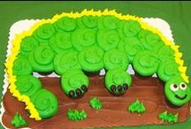 CuppieCake Cakes / by Monica Fisher
