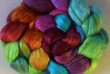 Crafts - Fiber Arts - Yarn & Fiber / by Kristin