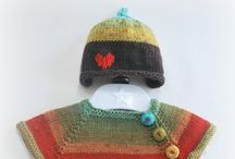 Crafts - Fiber Arts - Knit - For the Little Ones / by Kristin