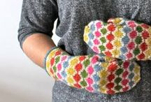 Crafts - Fiber Arts - Knit - For the Hands / by Kristin