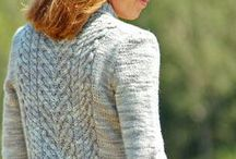Crafts - Fiber Arts - Knit - Sweaters / by Kristin