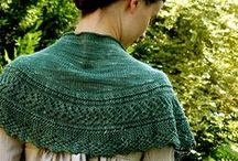 Crafts - Fiber Arts - Knit - Shawls / by Kristin