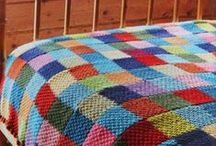Crafts - Fiber Arts - Knit - Blankets & Afghans / by Kristin