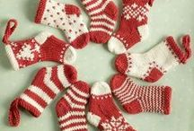 Crafts - Fiber Arts - Knit - Holidays / by Kristin
