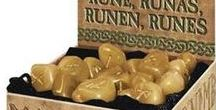 Runes / Check out the great Runes that are available at WitchesGrass.com