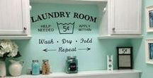 Laundry rooms / Laundry Room, Laundry Room Ideas, Laundry Room Designs, Laundry Room Organization, Laundry Room Storage Ideas