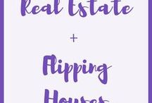 Real Estate + Flipping Houses / Real Estate + Flipping houses!  Design tips, design choices, home decor, home design, renovation, renovation tips, renovation inspiration, flipping projects, flipping tips