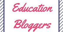 Education Bloggers / Find the latest from today's education bloggers! Pinners - please original content only. If you would like to join this board, follow the board and e-mail me at louisa@lptutoring.com. Include the e-mail address associated with your Pinterest account and your blog's URL. education bloggers, education, public education, k12 school, elementary school, middle school, high school