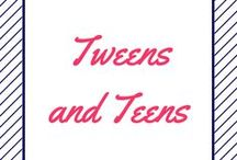 Tweens and Teens / Find posts and articles related to teaching, parenting, and/ or working with tweens and teens.  Pinners - please original content only. If you would like to join this board, follow the board and e-mail me at louisa@lptutoring.com. Include the e-mail address associated with your Pinterest account and your blog's URL.