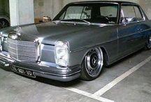 Mercedes 250c W114