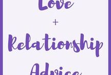Love + Relationship Advice / Everything to do with relationship advice!  Date ideas, relationship tips, love advice, love, couples