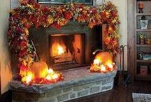Fall Home Ideas / Fall ideas for the home, fall decor, fall candle scents, Fall Candles, Yankee Candles, Chesapeake Bay Candles, Bath & Body Works Candles, Fall Home Decor, Fall Decor Ideas, Autumn Decor, Porch Decorating Ideas
