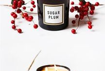 Holiday Scents for Fall & Winter / Holiday scents, holiday candles for fall and winter, Holiday Candles, Fall Candles, Winter Candles, Christmas Candles, Candles, Yankee, Chesapeake Bay Candles, Bath & Body Works Candles